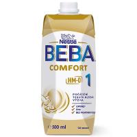 BEBA Comfort 1 HM-O Liquid Tekuté počiatočné mlieko 500 ml