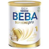 BEBA SupremePro 1 Počiatočné dojčenské mlieko 800 g