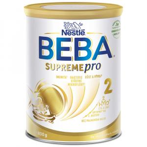 BEBA SupremePro 2 Pokračovacie mlieko 800 g