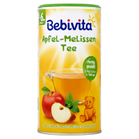 BEBIVITA Instantný čaj Jablko-Medovka 200 g