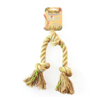 BECO Rope Triple Knot EKO lano pre psov L
