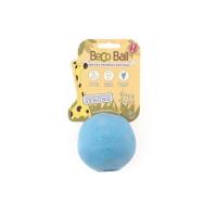 BECO Ball EKO loptička pre psov - modrá M