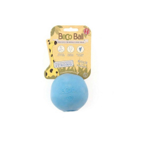 BECO Ball EKO loptička pre psov - modrá S