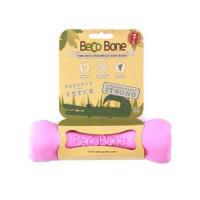 BECO Bone EKO kosť pre psov - ružová M