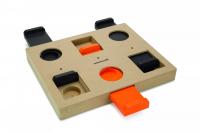 BEEZTEES Interaktívna drevená hračka ZENGA 29,5 cm