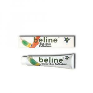 Belina Balzam na chodidlá pre diabetikov 75ml