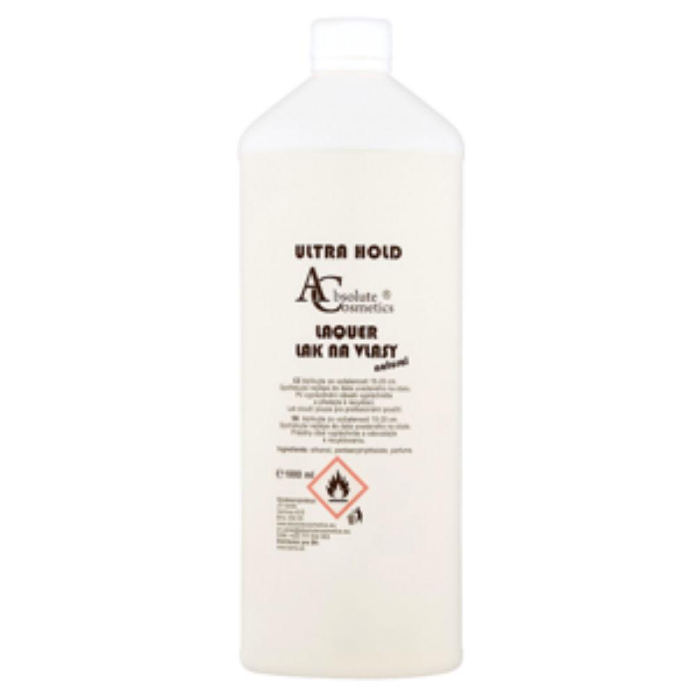 BELLAZI lak na vlasy NÁPLŇ, 1 liter-NATURAL