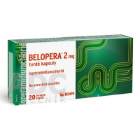 BELOPERA 2 mg tvrdé kapsule 20 ks