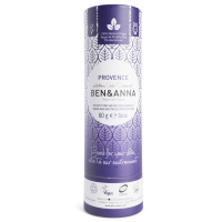 BEN & ANNA Tuhý dezodorant BIO Levanduľa 60 g