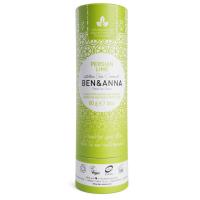 BEN & ANNA Tuhý dezodorant BIO Perzská limetka 60 g