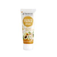 BENECOS Krém na ruky Marhuľa a bazový kvet BIO 75 ml