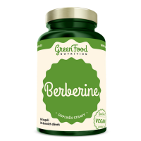 GREENFOOD NUTRITION Berberine 60 kapsúl