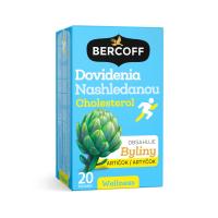 BERCOFF KLEMBER Čaj Dovidenia Cholesterol 20 vrecúšok