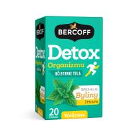 BERCOFF KLEMBER Čaj Detox Organizmus 30 g