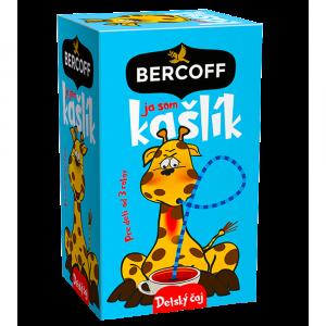 Bercoff KLEMBER detský čaj Kašlík 40 g
