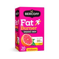 BERCOFF KLEMBER Čaj Spaľovač tukov Pu-Erh + grep 30 g