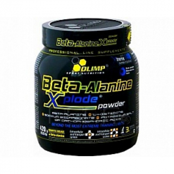 Beta-Alanine Xplode Powder, 420 g, Olimp - Pomaranč