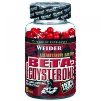 WEIDER Beta-Ecdysterone 150 kapslí