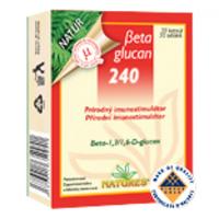 OBRA Beta glucan 240 - 30 tabliet