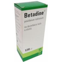 BETADINE Liq 120 ml