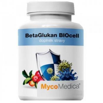MYCOMEDICA BetaGlukan BIOcell 90 kapsúl