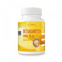 NUTRICIUS Betakarotén Extra 15 mg 100 tabliet