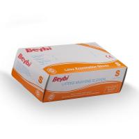 BEYBI Latexové rukavice veľkosť S 100 kusov