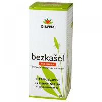 DIAVITA Bezkašel skorocelový bylinný sirup bez cukru 225 g
