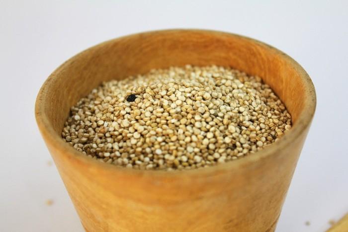 Bezlepková obilnina amarant