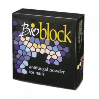Bio Block protiplesňový prášok-nehty na rukách 3x0.1g