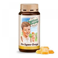 SANCT BERNHARD BIO cukríky zázvorovo - pomarančové 170 g