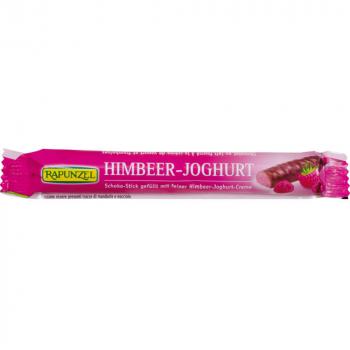 Bio čokoládová tyčinka malina-jogurt 22g Rapunzel