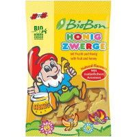 Bio gumové cukríky Medový trpaslíci 85g