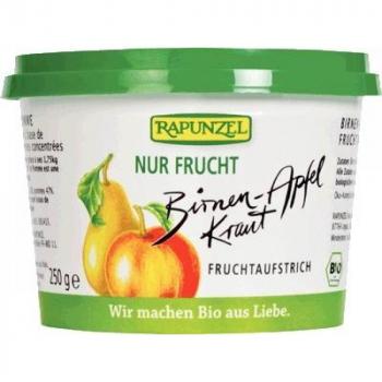 Bio hruškovo jablčná lekvár bez dosladzované 250g