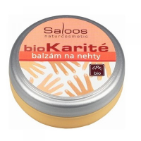 SALOOS BioKarité balzám na nehty 19 ml