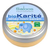 bio Karité detský nosný balzam 19ml