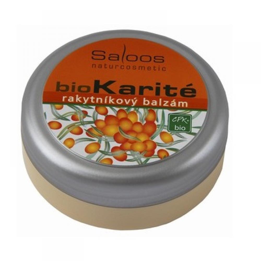 SALOOS BioKarité rakytníkový balzam 50 ml