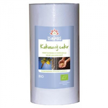 ISWARI Bio Kokosový cukor 1 kg
