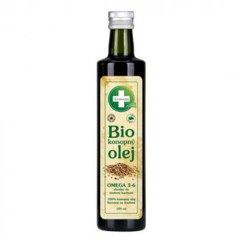 ANNABIS 100% Bio Konopný olej 250 ml