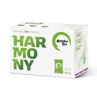 BIO MATCHA Tea Harmony jemne mletý zelený čaj 30x2 g