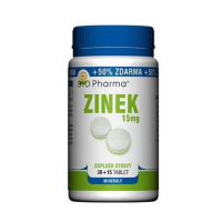Zinok 15mg tbl.30 Bio-Pharma