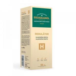 SILVITA Bioaquanol H regulátor vlasového rastu 55 ml