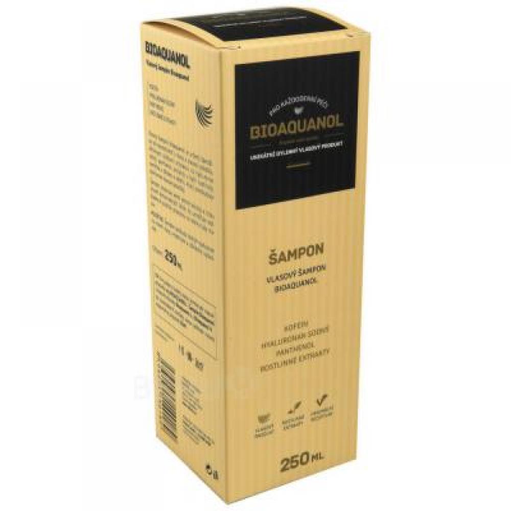 BIOAQUANOL bylinný vlasový šampón 250ml