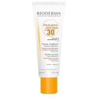 BIODERMA Photoderm AKN Mat zmatňujúci fluid SPF 30 40 ml