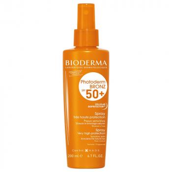 BIODERMA Photoderm Bronz sprej SPF 50+ 200 ml
