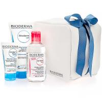 BIODERMA biela kozmetická taška