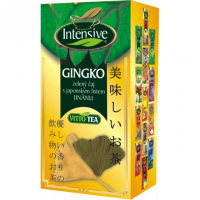 VITTO TEA INTENSIVE GINGKO ZELENÝ ČAJ 20X1,5G