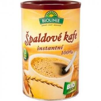 BIOLINIE Špaldové instantné kafe 200 g