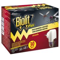 BIOLIT Plus Elektrický odparovač 30 nocí + náplň 31 ml