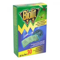 BIOLIT Vankúšiky do elektrického odparovača 30 ks